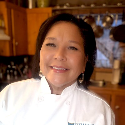 Sheila Flaherty, Inuvialuk (Iqaluit)